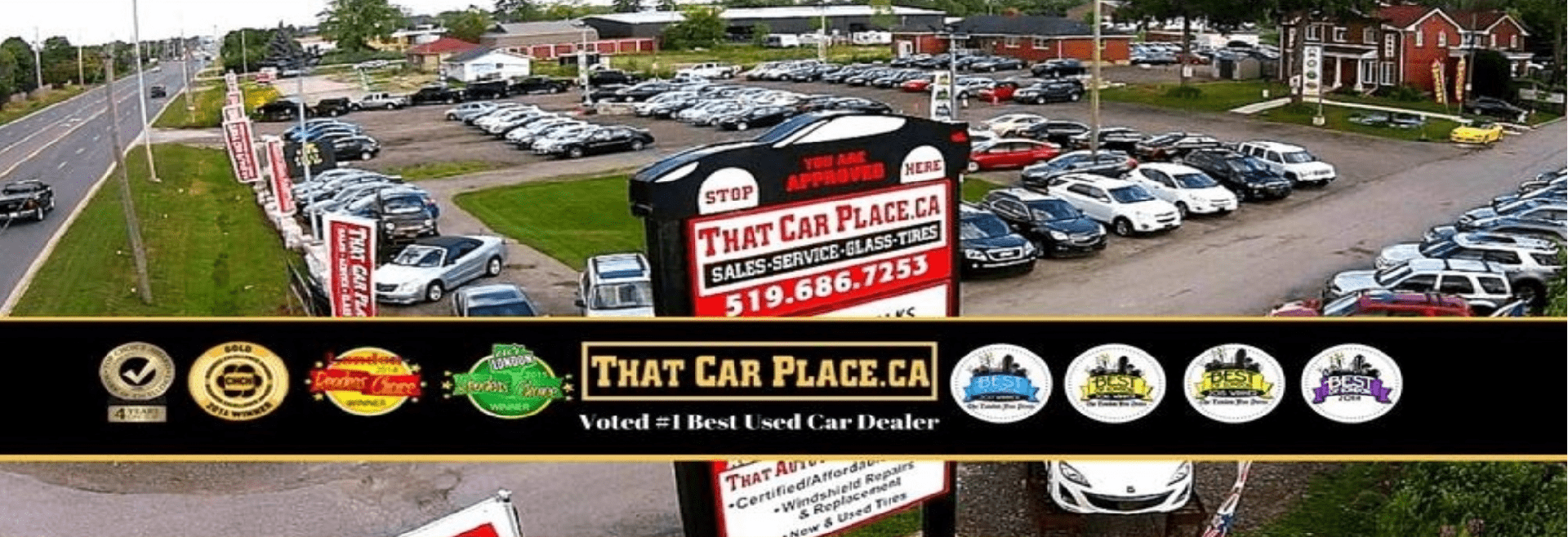 Bad Credit That Car Place London Used Cars Dealer On